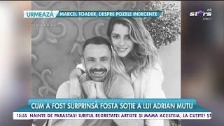 Cum a fost surprinsă fosta soție a lui Adrian Mutu