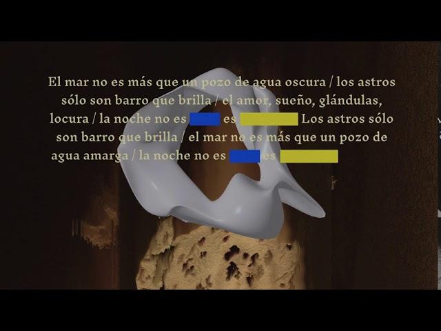 100 años de Idea Vilariño - Poema III (1942)