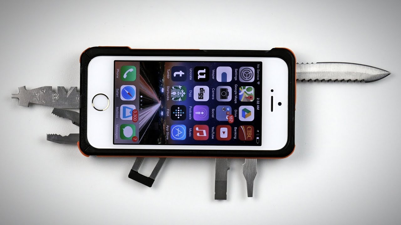 survival case iphone 6