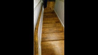 Incizo Profile 5in1,installed Quick-step Laminate Flooring On Stairs,laminate Stairs,stair Nosing