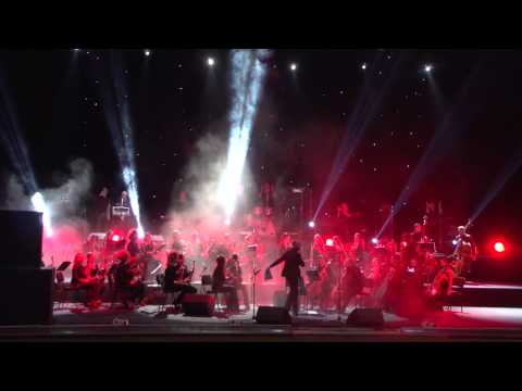 Музыка на острове - Симфо-шоу «Мировые хиты» II