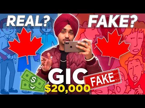 GIC $ 20,000 | RUMOR??
