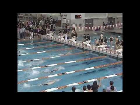 2009 State Swim Championship: Cole Craig 100 back stroke-NATIONAL RECORD