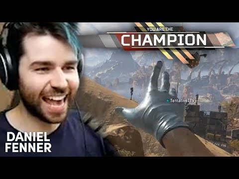 People on the rocks! | Apex Legends