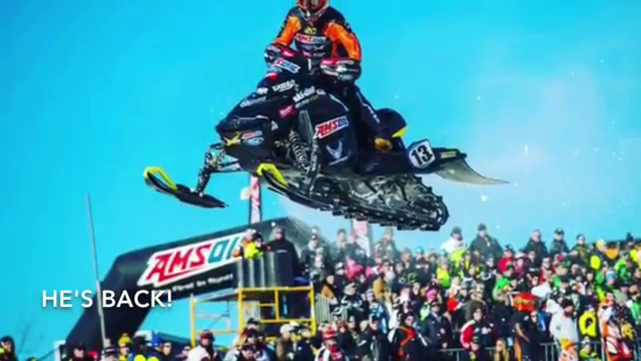 ACL RECONDITIONING--PRO SNOCROSS RIDER--LINCOLN LEMIEUX