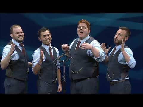 The Newfangled Four - The Wells Fargo Wagon (Parody)
