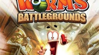 worms battlegrounds how to get the worms out of the hole in leve 2