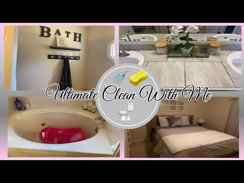 ultimate-clean-with-me//cleaning-motivation-2020
