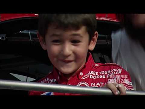 """NASCAR Racing From """"The Brickyard"""" - Sunday at 2:30 p.m. ET on NBC"""