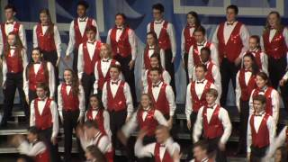 Video Christmas in the Air Clover Choraliers 2016 download MP3, 3GP, MP4, WEBM, AVI, FLV Oktober 2018