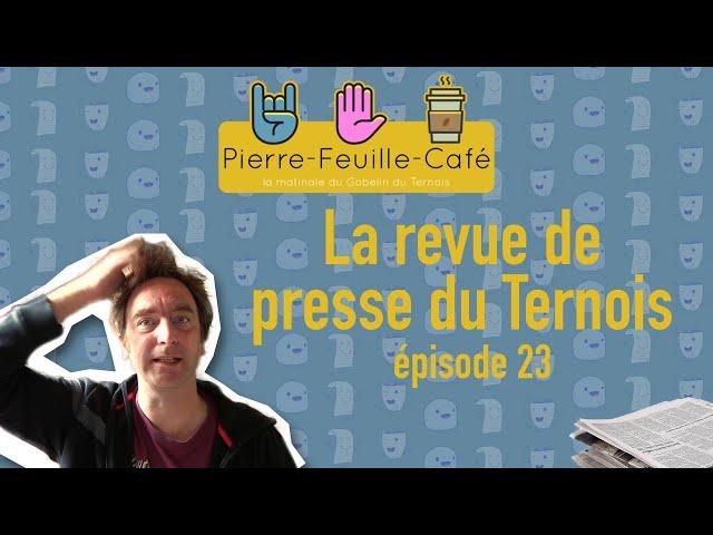 Pierre, feuille, café #23 - La revue de presse du Gobelin