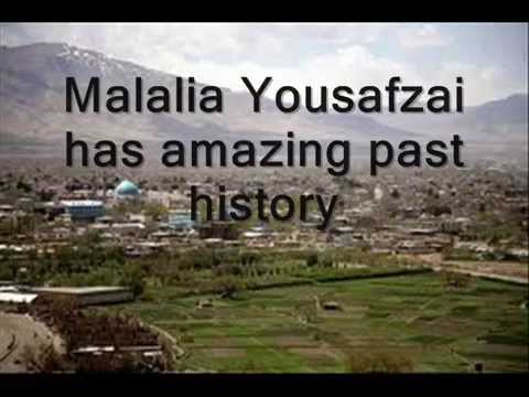 Malalia Yusafzai ancestors history