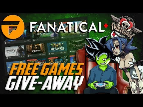 SKULLGIRLS Review | FANATICAL GREAT GAME OFFERS | FREE GAMES GIVEAWAY