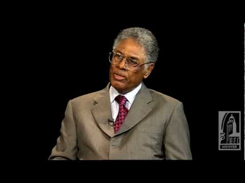 Thomas Sowell on the Housing Boom and Bust