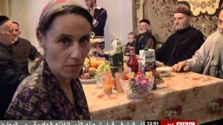 تقاليد الزواج في الشيشان