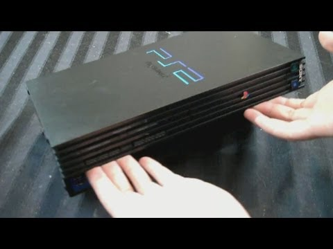Gamerade - Cleaning and Restoring a Playstation 2 (Fat Model