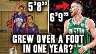The Story Of Gordan Hayward's Crazy Growth Spurt That Led To Accidental NBA Stardom