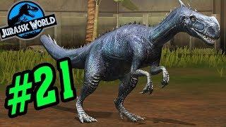 ✔️Monolophosaurus ? KHỦNG LONG THẰN LẰN !! - Jurassic World Công Viên Khủng Long Tập 21