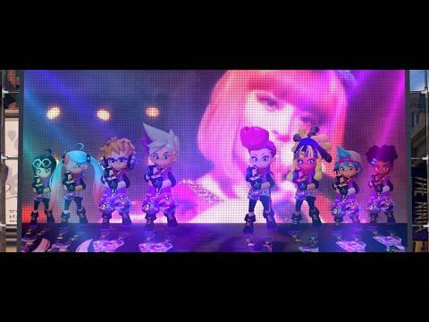 きゃりーぱみゅぱみゅ×ニンジャラ-にんじゃりばんばん/Ninja Re Bang Bang Steve Aoki Remix MashupVideo-KYARY PAMYU PAMYU×Ninjala