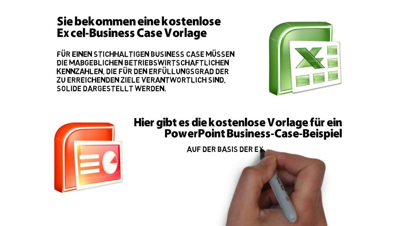 Business Case Beispiel - YouTube