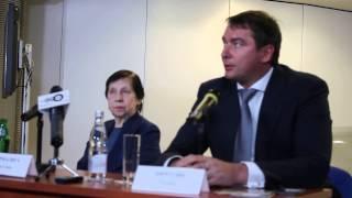 Пресс-конференция с создателями фильма А. Германа-ст.''Трудно быть богом''(03.02.14)