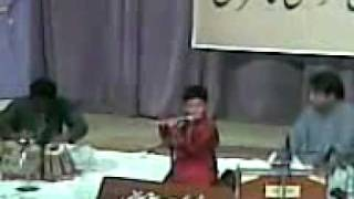 All Pakistan music conference Gold medal wining performance.