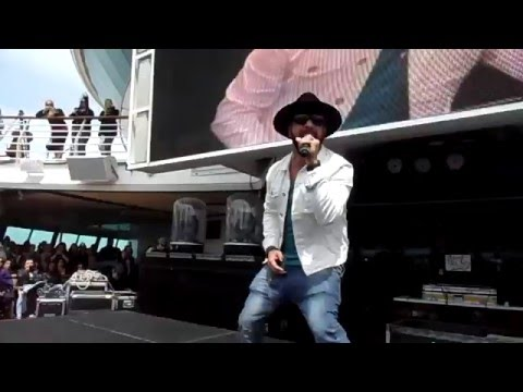 "AJ McLean, ""Live Together"", New Album Naked, #BSBCruise2016 AJ's Event"