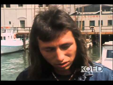 Interview with John Trudell at Fishermans Wharf   San Francisco Bay Area Television Archive