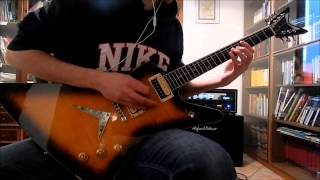 Kreator-Impossible brutality (guitar cover)