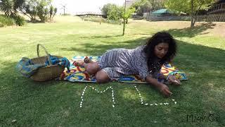 Til we meet again Mzansi Girl - WORLD SMILE DAY