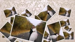 Свадебный фильм из фоток