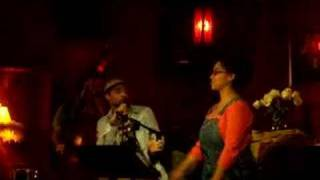 "Stacy René & Ben Butter - ""Hey Fellas"" - live @ Katerinas 11-12-07"