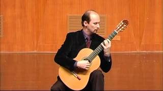 La Catedral, Agustin Barrios - Jan Depreter, guitar