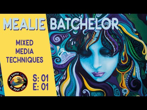 Fine Art Tips with Mealie Batchelor on Colour In Your Life