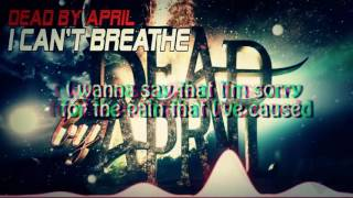 Nightcore I Can T Breathe Dead By April Lyrics