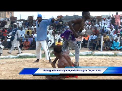 Bahagon Mancha, Yabuge Gali Shagon Dogon Auta,a Damben Motar Kano Na Jiya Talata 24/9/2019