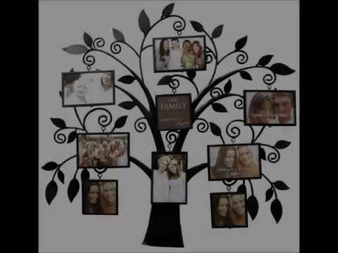 Family Tree Picture Frame Collection