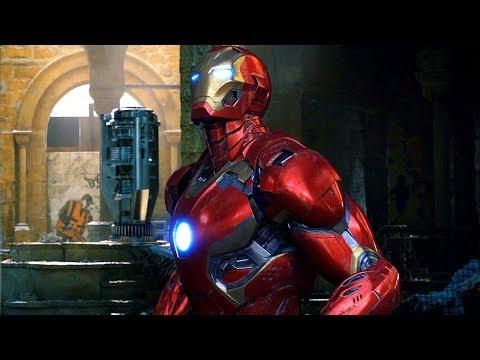Avengers vs Ultron - Mark 45 - Battle of...