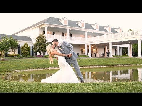 Romantic Outdoor Wedding at The Carriage House {meghan & zachary} NJ Wedding Video