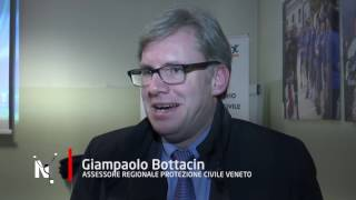 GIAMPAOLO BOTTACIN - Ass. Regionale Protezione Civile Veneto