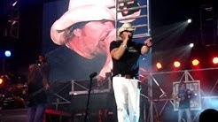 Toby Keith American Ride--Dallas TX