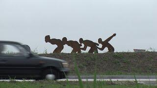 GPTV: Elfstedenkunst op ovonde Aldtsjerk