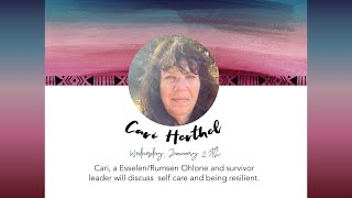 Meet the Survivors - Live Storytelling + Q&A with Cari Herthel