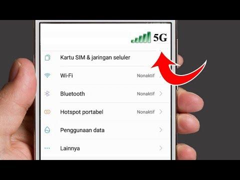 Turorial mengunci jaringan di 4G / LTE only INFINIX ZERO 5 dan all android.