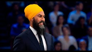 Jagmeet Singh on the campaign trail | Day 32