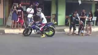 Freestyle Yamaha MIO VS Yamaha Vixion