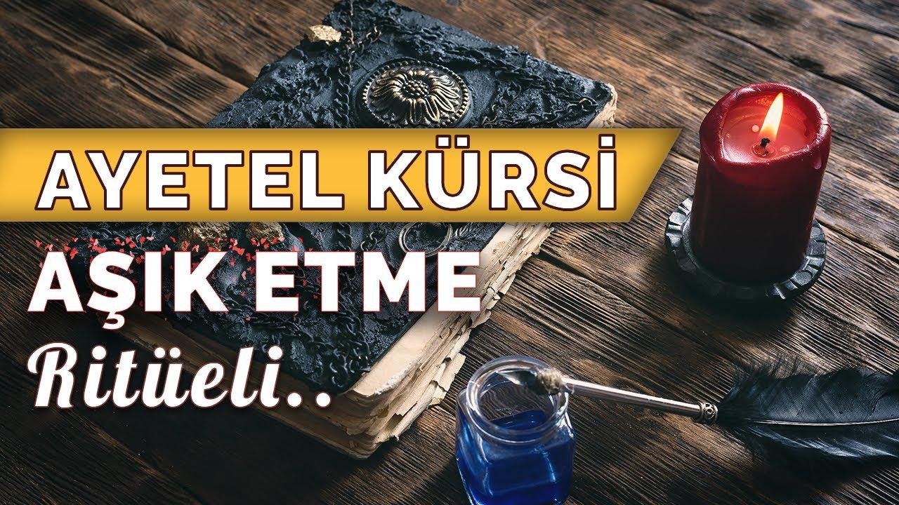 AŞK RİTÜELİ / 48 SAATTE ESKİ SEVGİLİYİ PLATONİĞİ AŞIK ETME