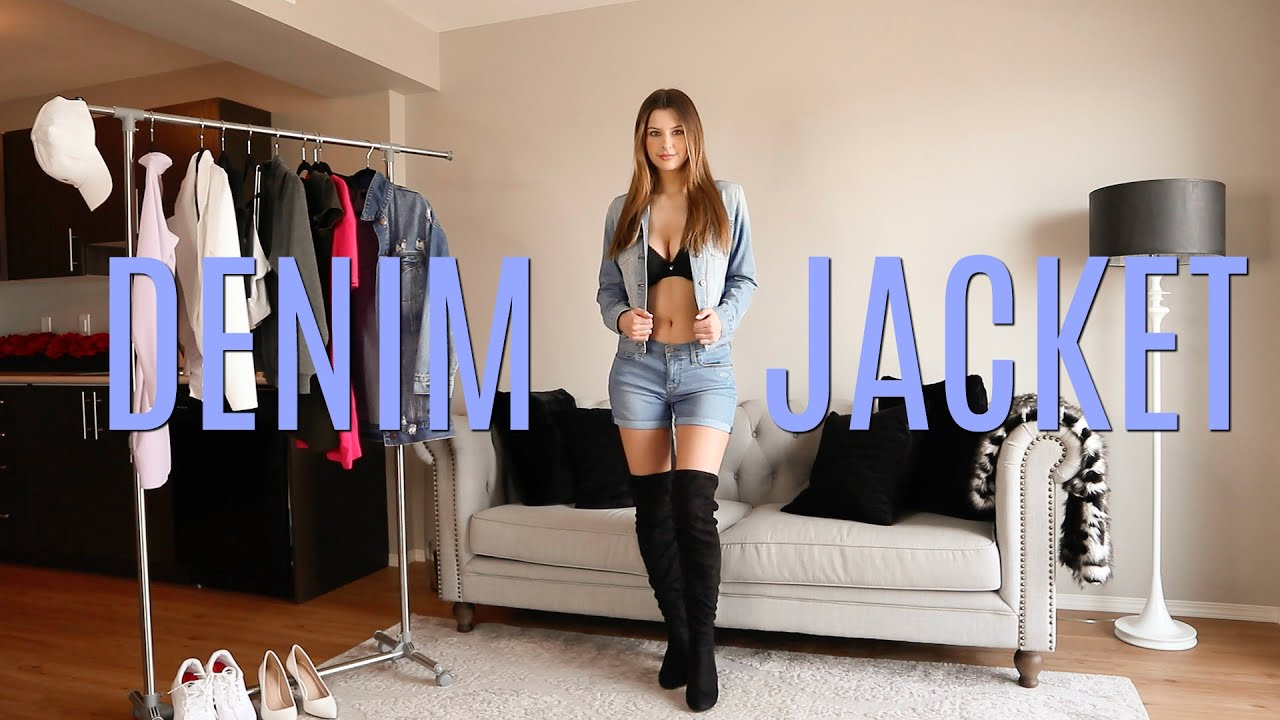 [VIDEO] - How to Style Denim Jackets 5