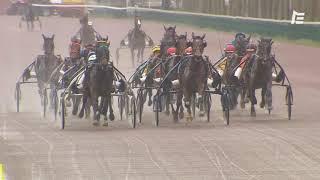 Vidéo de la course PMU PRIX DE BIEVILLE