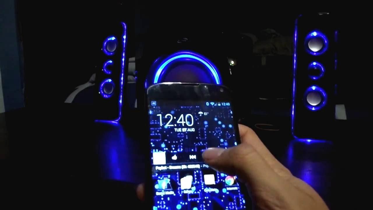 Ilive Bluetooth Wireless Speaker System Youtube